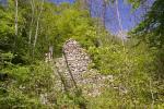 Ruines de moulin au lieu-dit Les Combes (Refuge des Bannettes)