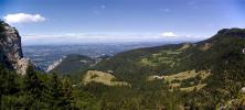 Les Coulmes depuis le Pas du follet - Vue panoramique (Pas du Follet)