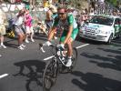 16h42 - Christophe Moreau, Crédit Agricole (Tour de France à l'Alpe d'Huez (2004 - CLMI))