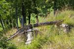 Bachassons d'amenée d'eau (Lac du Loup par les moulins)