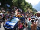 La caravane du Tour de France (Tour de France à l'Alpe d'Huez (2004 - CLMI))