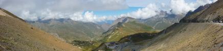 Col du Galibier côté Maurienne (Col du Galibier)