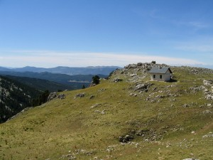 Cabane à Combeauvieux