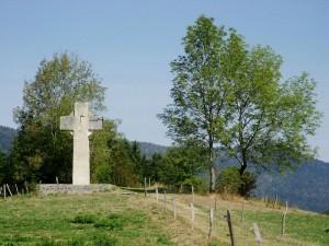 La croix des Albans