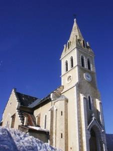 Eglise St Pierre et St-Paul de Méaudre