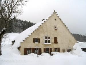 Maison traditionnelle aux Fairlaix