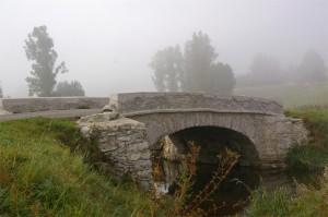 Pont sur le Méaudret