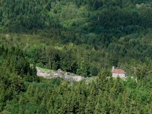 Valchevrière et sa forêt