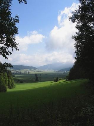 Prairies au val d'Autrans-Méaudre