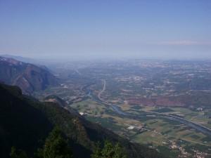 Vallée de l'Isère vers Vinay