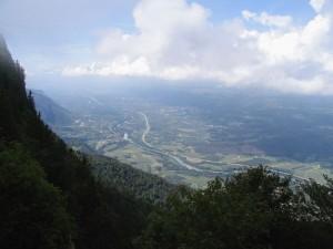 Vallée de la basse Isère