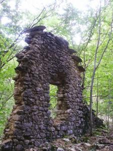 Ruines à Mic