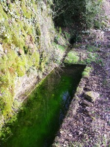 Le bassin d'Inard