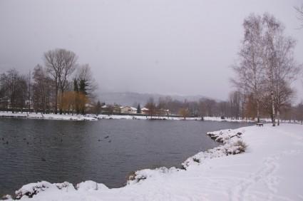 Lac de l'Ovalie