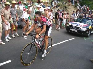 16h49 - Carlos Sastre, CSC