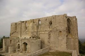 Abbaye St-Félix de Monceau - Vue d'ensemble