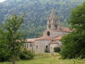 Abbaye de Léoncel - Chevet