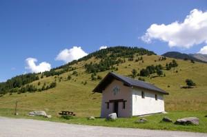 Chapelle du Col du Chaussy