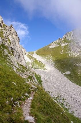 Le Col de Sarvatan