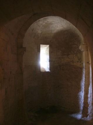 Crypte de l'abbatiale  Crypte de l'abbatiale