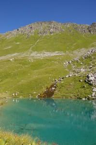 Le Lac Bleu - Vert