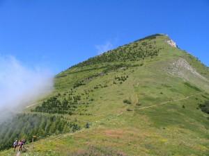 Crête du Mont Gargas