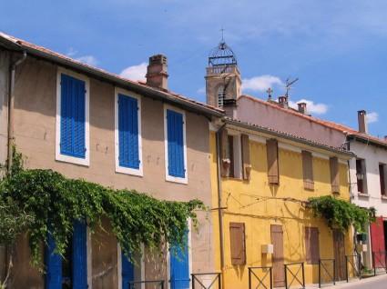 Le village de Puyloubier