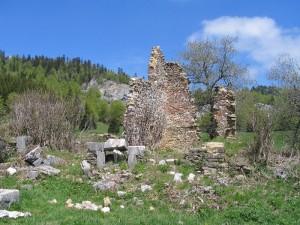 Ruines de la ferme Roche