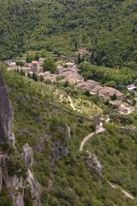 Village médiéval de St-Guilhem-le-Désert
