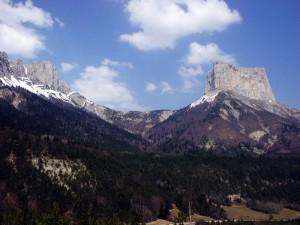 Du Vercors au Mont Aiguille