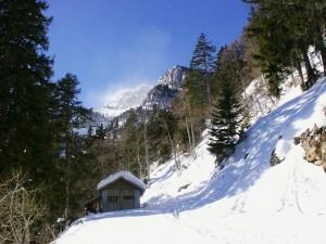 Cabane de l'Allier