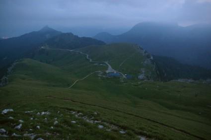 Châlets et alpages du Charmant Som