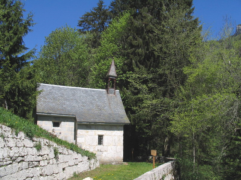 Chapelle Saint-Hugues