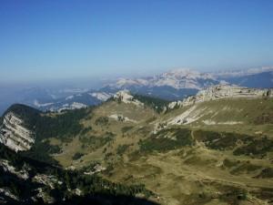 Vers le Col de la Charmille