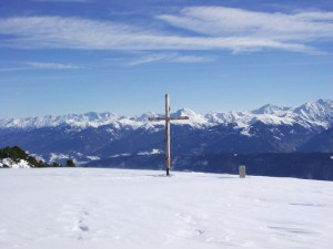 Croix de l'Alpe et Belledonne