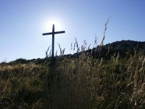 Croix - Contre-jour