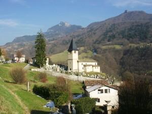 Eglise de Proveysieux