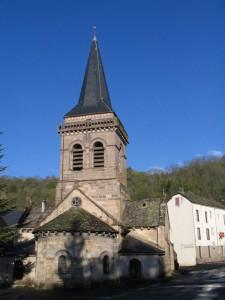 Eglise de Chambon-sur-lac