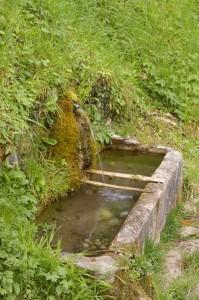 Fontaine au Mollard