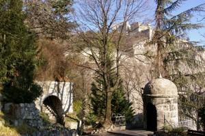 Jardins et escaliers