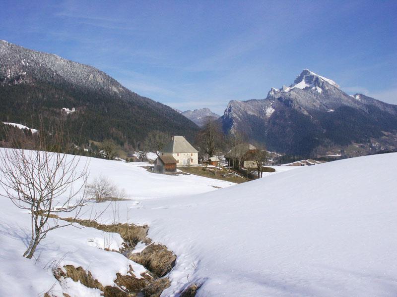Maison de Chartreuse et Grand Som
