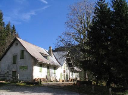 Maison forestière de la Charmette