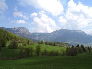 Mont Granier et Pinet