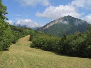 Au Mont Rachais