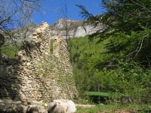 Ruines des Combes