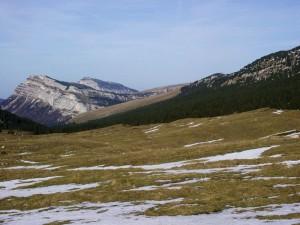 Sommet du Pinet et Mont Granier