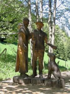 Statue de Saint-Bruno