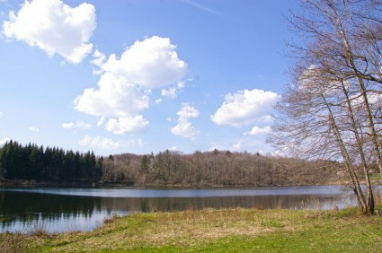 Lac de Saint-Julien de Ratz