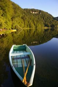 Une autre barque