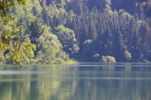 Bonlieu, paradis des pêcheurs